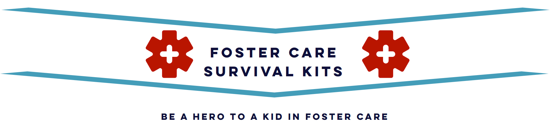 foster care survival kits